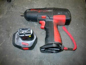 Snap On Ct3110hp 12v 3 8 Impact Gun With Battery