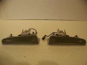 1965 Plymouth Reverse Lights Complete Oem 63 64 Belvedere Satellite Sport Fury