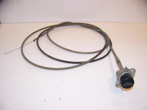 1969 70 71 Dodge Truck Fuel Tank Selector Cable Knob Oem Power Wagon