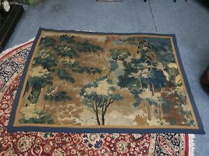Mangificent Antique French Tapestry