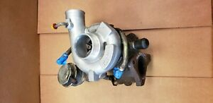 2002 2005 Subaru Impreza Wrx Td05h Forced Performance Turbo Charger Used