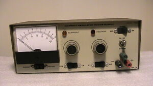 Heathkit Ip 28 Regulated Power Supply 1a 30v