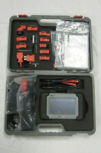 Autel Maxidas Ds708 Auto Diagnostic System Vehicle Scan Tool Adapters