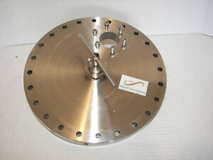 Mdc High Vacuum Research Chamber 10 Flange Infinite Power Solutions Varian A n