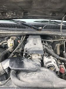 6 0 Liter Engine Motor Chevy Dropout Chevy Gmc Complete With Wiring Ecu