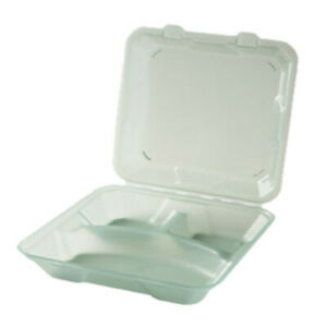 Get Ec 06 1 ja Eco takeouts trade 3 Comp To Go Food Container 1 Dz