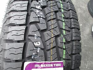 2 New 265 70r18 Inch Nexen Roadian At Pro Tires 2657018 265 70 18 R18 70r