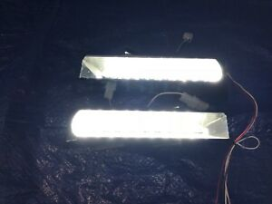 Whelen Lfl Liberty Lightbar Lin18 Corner Super Led Light Duo White