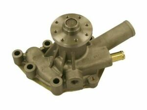 Water Pump For 81 87 Isuzu Chevy Pickup Luv Trooper 2 2l 4 Cyl Diesel Fk23m8