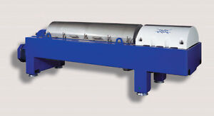 Oil Field Centrifuge Wastewater Management Mud Drilling