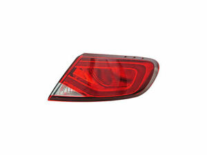 Right Passenger Side Tail Light Assembly For 15 17 Chrysler 200 Pj42s8