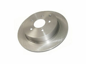 Front Brake Rotor For 88 98 Saab 9000 Turbocharged Turbo Fn96c7