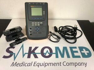 Fluke Esa612 Electrical Safety Analyzer Biomedical Tester
