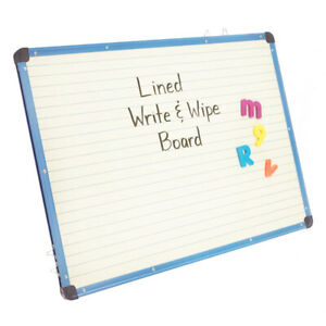 Copernicus Magnetic Lined Dry Erase Board Ac455