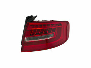 Right Passenger Side Tail Light Assembly For 13 16 Audi A4 Quattro S4 Qx61p4