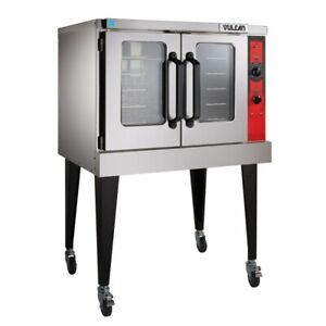 Vulcan Vc5gd Single Deck Convection Oven With Removable Doors 1000 Rebate