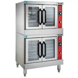 Vulcan Vc55gd Double Deck Convection Oven With 2000 In Rebates