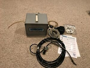Coda Btb200 Diagnostic Engine Analysis System W Cables Attachments Adapter Read