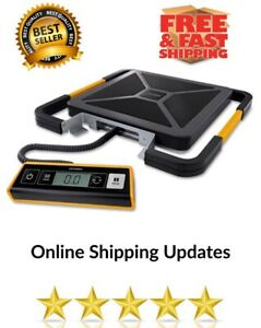 Computer Connect Portable Digital Usb Shipping Scale 400 Lb Auto Shipping Rate