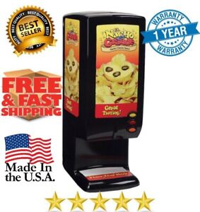 Nacho Cheese Dispenser Bagged Warmer Food Truck Concession Stand Vending