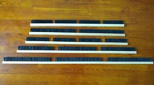 Crippen Seed Grain Cleaner Brushes Scrapers Sweepers 5 Different Sizes