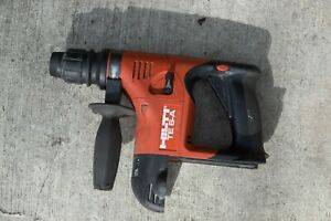 Hilti Te 6 a 36v Rotary Hammer Drill drill Only Please Read