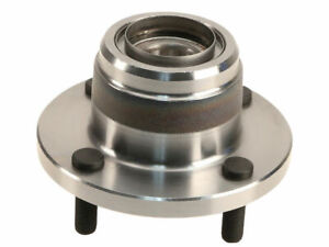 Rear Wheel Hub Assembly For 01 07 Ford Focus Lx Se Svt Zts Ztw Zx3 Zx5 Mg39n2