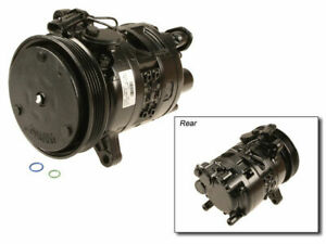 A C Compressor For 94 98 Saturn Sc1 Sc2 Sl Sl1 Sl2 Sw1 Sw2 Jw54q4