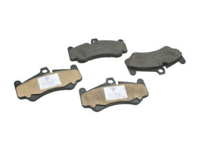 Front Brake Pad Set For 01 13 Porsche 911 Boxster Cayman Turbo Carrera 4s Dt85v3