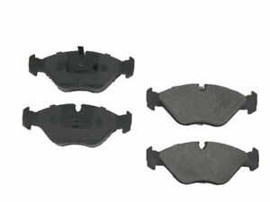 Front Brake Pad Set For 88 98 Saab 9000 Turbocharged Base Cd Tq26w5
