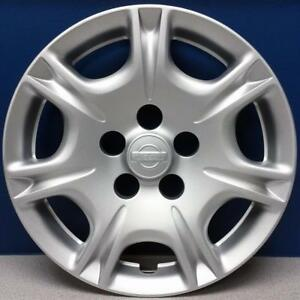 One 2000 2001 Nissan Maxima 53064 15 Hubcap Wheel Cover Oem 403152y201