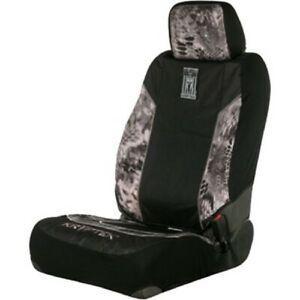 Kryptek Patriot Warrior Raid Seat Cover Gray Car Truck Auto Camo Camouflage