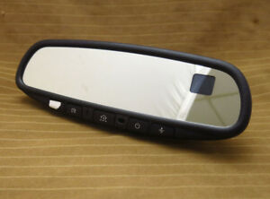 Nissan Toyota Infiniti Rear View Mirror Auto Dim Compass Temp Homelink Gntx 313