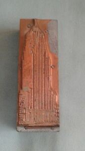 Vintage And Antique Wooden Block Stamper Dated Jan 27 1956 Metal Or Brass Top