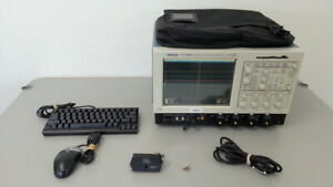 Tektronix Csa7404b Communications Signal Analyzer 4 Ghz 4 Ch 20 Gs s