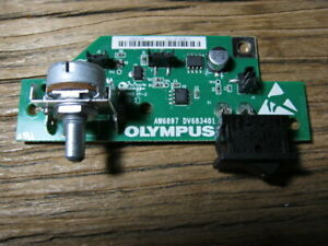 Aw689700 Control Pcb For Olympus Cx23 Microscope