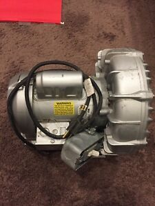 Gast Mfg Regenair R4110 2 1hp 115 208 230v 50 60 Hertz 1 Ph Regenerative Blower
