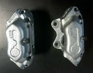 Brake Caliper Volvo 122 P1800 140 And 164 Front Pair Nos New