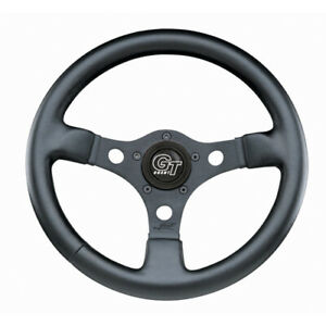 Steering Wheel Formula Gt 12 Diameter 3 Dish 5 Bolt Dunebuggy