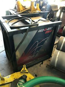 E500 Extreme Duty Welder Red d arc Welder E500