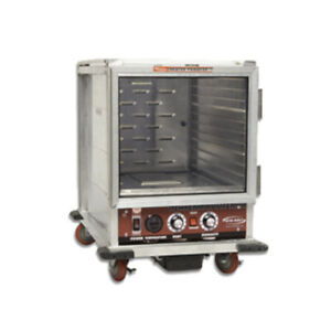 Winholt Nhpl 1810 hhc Mobile Half height Non insulated Heater Proofer Cabinet