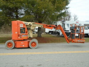 2000 Jlg E300ajp Electric Boom Lift