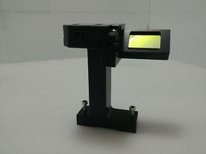 Photonic Opto Mechanical Black Anodized Dichroic Mirror Assembly