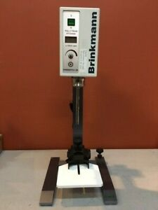 Used Brinkmann Kinematica Polytron Pt3000 Homogenizer With Stand item 14104 25