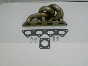 Stock Turbo Dsm16 20 Flange Turbo Manifold For 89 To 99 Eclipse 4g63t By Obx