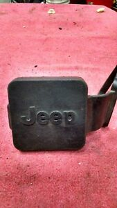 Used Hitch Cover 2 Receiver Genuine Mopar Fits Jeep 2 Receiver Hitch Plug