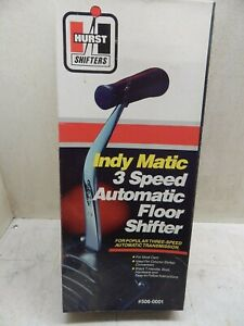 Hurst Indy Matic 3 Speed Automatic Floor Shifter