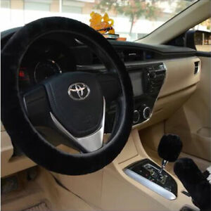 Car Accessories Interior Fluffy For Girl Women Cute Decoration Auto Styling