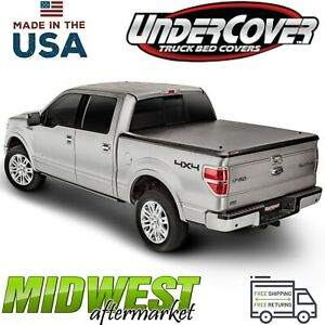 Undercover Ultra Flex Hard Folding Tonneau Cover For 2019 Ford Ranger 5 Bed