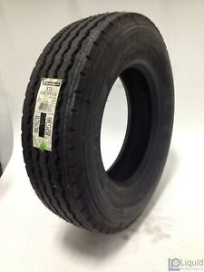 Michelin Xta 215 75r17 5 Semi Truck Trailer Tires